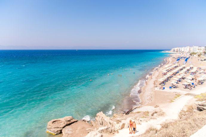 Det råder högtryck i sommarförsäljningen hos TUI