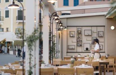 Vings bästa restaurangtips på Kreta